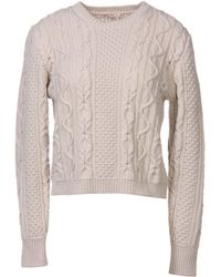 Olympia Le-Tan Sweater - Lyst