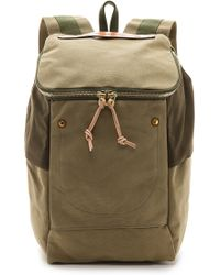 Southern Field Industries - Waxed Canvas Px Backpack - Lyst