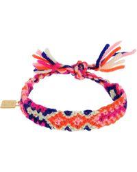Dannijo Pink Bracelet - Lyst