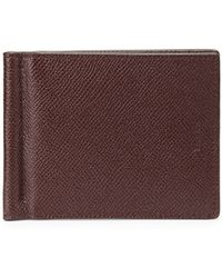 Bally Bodolo Pebbled Leather Wallet - Lyst
