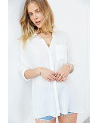 BDG Harper Button-Down Shirt - Lyst