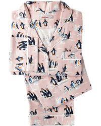 Cath Kidston - Penguin Pyjama Set - Lyst