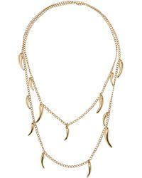 Sinequanone - Necklace - Lyst