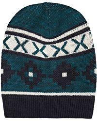 Barneys New York | Nordic-pattern Hat | Lyst