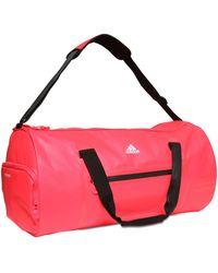 adidas Originals - Water Repellent Coated Nylon Duffle Bag - Lyst