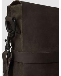 AllSaints - Storm Bag Canvas - Lyst