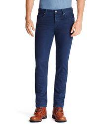 Boss Orange Orange 90 Dazzle  Regular Fit Stretch Cotton Jeans - Lyst