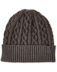 Marc New York - Chunk Knit Hat - Lyst