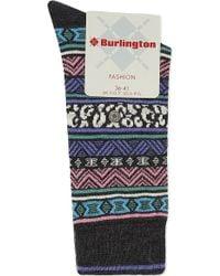 Smythson - Fairisle Socks - Lyst