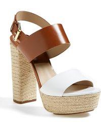 Michael Kors Women'S 'Summer' Sandal - Lyst