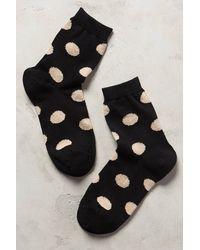 Hansel From Basel Polka Dot Crew Socks - Lyst