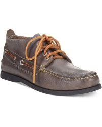 Sperry Top-sider Ao Boardwalk Chukka Boots - Lyst