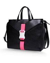 Christopher Kane Large Leather Bag - Lyst