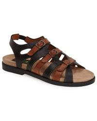 Everybody - 'Ideal' Strappy Flat Sandal - Lyst