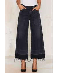 Citizens of Humanity | Exclusive Melanie Crop Jeans | Lyst