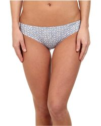Calvin Klein Invisibles Thong 3-Pack - Lyst
