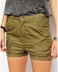G-Star RAW - G Star Cargo Shorts - Lyst