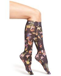 Strathcona - 'spring Breaker' Knee High Socks - Lyst