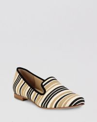 Cole Haan Smoking Flats - Sabrina Loafer - Lyst