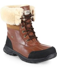 Ugg Butte Boots - Lyst