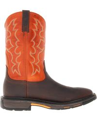 Ariat Workhog Wide Square Toe - Lyst