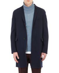 Valentino Melton Caban Jacket - Lyst