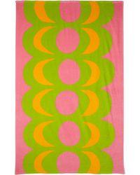 Marimekko Printed Kaivo Beach Towel - Lyst