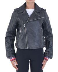 Marc By Marc Jacobs Biker-Jacket - Lyst