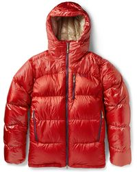 Patagonia - Fitz Roy Down-Filled Quilted Hooded Coat - Lyst