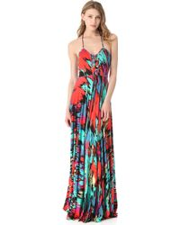 Rachel Pally Harrison Maxi Dress - Multi Abstract - Lyst