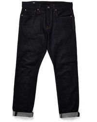 The Idle Man G Star Jeans 3301 Tapered Fit Raw blue - Lyst