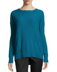 Vince Cashmere Dolman Sweater - Lyst