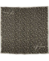 Gianfranco Ferré Square Scarf - Lyst