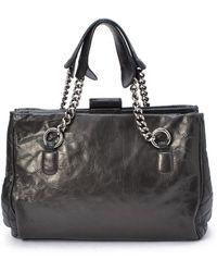 Chanel Pre-Owned Handbag - Lyst