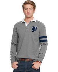 Polo Ralph Lauren Custom-fit Gothic P Rugby - Lyst