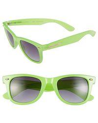 BCBGMAXAZRIA   51mm Retro Sunglasses   Lyst