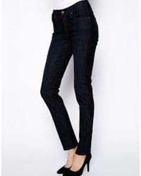 James Jeans Randi Pencil Leg Jeans - Lyst
