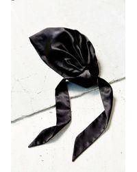 Eugenia Kim Cleo Black Headscarf - Lyst
