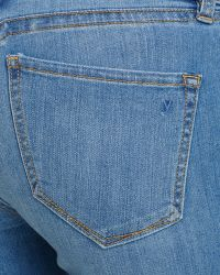 Yummie By Heather Thomson - Skinny Jeans In 70's Blue - Lyst