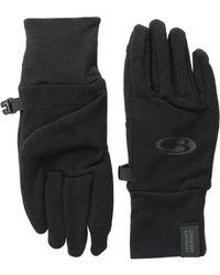 Icebreaker - Sierra Gloves - Lyst