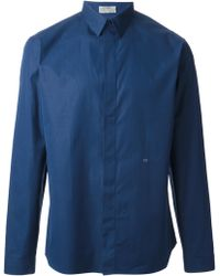 Dior Homme Classic Shirt - Lyst