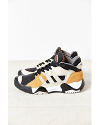Adidas Blue Streetball Sneaker - Lyst