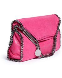 Stella McCartney Falabella Two-Way Chain Bag - Lyst