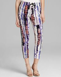 Pjk Patterson J. Kincaid - Trousers Piper Silk - Lyst