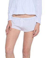 Xirena Shaya Short white - Lyst