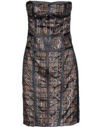 Gianfranco Ferré - Short Dress - Lyst