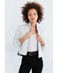 Without Walls - Reversible City Bomber Jacket - Lyst