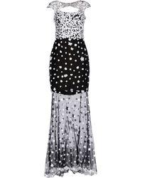 Notte by Marchesa | Long Dress | Lyst