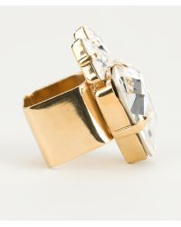 Sabrina Dehoff - Big Fox Ring - Lyst