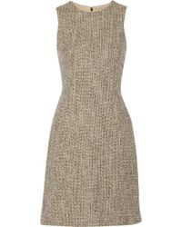 Theyskens' Theory Daxie Metallic Tweed Dress - Lyst